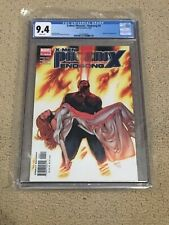 Phoenix Endsong 4 CGC 9.4 White Pages (Hot Cover!!)