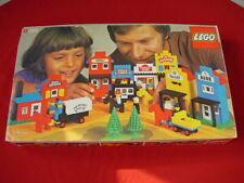 LEGO 365 WILD WEST SCENE -COMPLETE & BOXED SUPERB VINTAGE ORIGINAL 1975 V RARE !