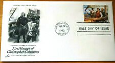 First Voyage Of Christopher Columbus 1992 USA Cover