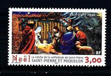ST. PIERRE E MIQUELON - 1996 - Natale
