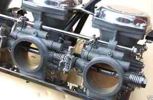 SUZUKI GT750 74-77 CV CARB RESTORATION