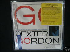 Dexter Gordon/ Go!  KOREA BLUE NOTE MINI LP CD NEW