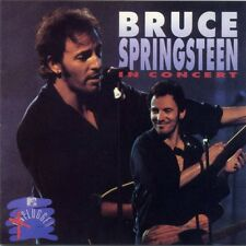 CD Bruce Springsteen- in concert (limited edition 1993 european tour double albu