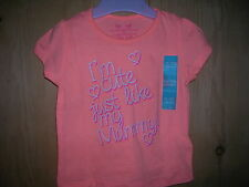 T-Shirt for Girl 12-18 months