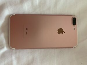 Apple iPhone 7 Plus - 32GB - Rose Gold (Unlocked) A1784 (GSM) (CA)