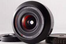 【MINT】 Voigtlander color skopar SL II 20mm f/3.5 for canon from japan #338