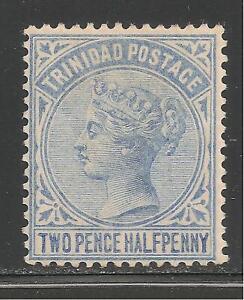 Trinidad #70 (SG #108) VF MINT LH - 1883 2 1/2p Queen Victoria