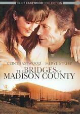The Bridges of Madison County (clint Eastwood Meryl Streep) Region 4 DVD
