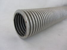 "HALF METER EXHAUST FLEXIBLE TUBE 3"" STAINLESS STEEL UNIVERSAL REPAIR FLEXI PIPE"