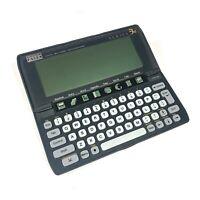 Psion Series 3a PDA Palmtop Computer Vintage Tech Organiser Document Office