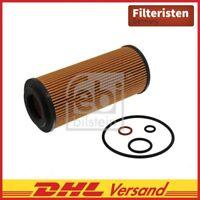 Febi Bilstein Ölfilter BMW X5 E70, BMW 7er E65, E66, E67, BMW 3er Cabriolet E46