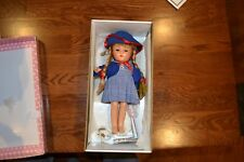 "VINTAGE EFFANBEE DOLL ANNE SHIRLEY V754 11.5"" - Mint condition! - New in box"