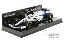 Williams Mercedes FW43 George Russell Formel 1 Ungarn 2020 1:43 Minichamps NEU