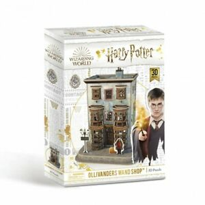 Harry Potter Olivanders wand shop  3D Puzzle Official License! UK! NEW!