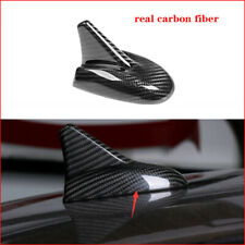 For Maserati Ghibli 2014-2016 Carbon Fiber Shark Fin Antenna Cover Radio Trim