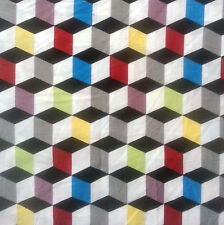 Quilting Fabric Geometric Pattern Fat 1/4