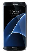Brand New Samsung Galaxy S7 edge SM-G935 - 32GB - Black, unlocked, Duo sim, int.