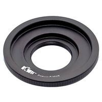 Adapter Mount Ring C Lens to Camera Micro 4/3 Four Third Olympus E Panasonic G