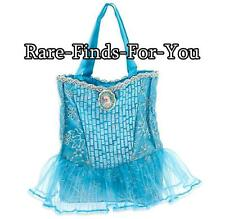 Disney Park Frozen Princess Elsa Dress Design Shoulder Tote Hand Bag Purse (NEW)