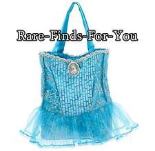 Disney Park Frozen Princess Elsa Dress Design Shoulder Tote Hand Bag Purse (NEW)
