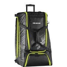 EVS NEW Mx Freighter Black Green Motocross Dirt Bike Roller Luggage Gear Bag