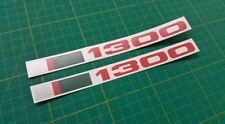 Austin MG Metro 1300 decals stickers graphics 1.3 restoration replacement