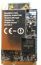 APPLE MACBOOK MAC PRO AIRPORT EXTREME WIFI WIRELESS CARD BCM94321MC