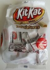 NEW Kit Kat Miniatures White Chocolate Flavored Wafers Classic Bag FREE SHIPPING