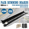 Side Step Nerf Bars Running Board For 16-Up Mercedes Benz X253 GLC300 Sale