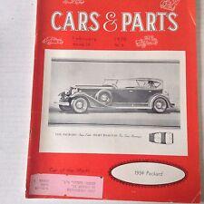 Cars & Parts Magazine The Packard Sport Phaeton February 1970 052117nonrh