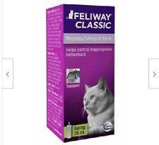 Feliway Feliway Classic Spray - 20ml Calm Cat Stress Relief Pheromones
