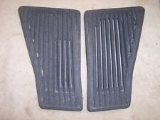 79-81 DATSUN 280ZX HOOD VENTS LOUVERS GRILLS LEFT AND RIGHT NICE OEM PARTS