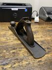 Vintage STANLEY BAILEY No. 5 Jack Plane Smooth Bottom Antique Hand Tool