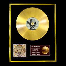 LYNYRD SKYNYRD SECOND HELPING  CD  GOLD DISC VINYL LP FREE SHIPPING TO U.K.