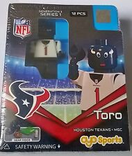 Houston Texans Mascot Toro NFL OYO Brick Toy Action Figure