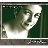 Maria Dunn - For a Song (2008)