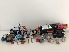 Transformers Lot Pieces Figures Weapons Plus More Junk