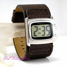 Rectangle Brushed Digital Wristwatches