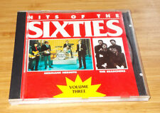 HITS OF THE SIXTIES Volume three 111 Various Artists CD 16 Tracks