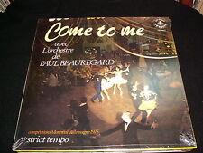 PAUL BEAUREGARD ORCHESTRA<>COME TO ME<>*SEALED* Lp VINYL~Canada Pressing~AB 1003