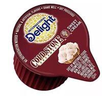 International Delight Cold Stone Creamery Sweet Cream Coffee Creamer Singles 24
