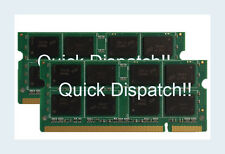 4GB 2x2GB RAM MEMORY FOR Compaq HP Business nc6310 nc6320, nc6400, nx9420, nw844