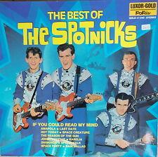LP The Spotnicks – The Best Of The Spotnicks,VG+,cleaned, Populär GOLD 41 040