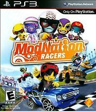 ModNation Racers (Sony PlayStation 3 PS3, 2010) Complete