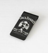 PINCE A BILLETS en metal avec sticker JACK DANIEL accessoire homme