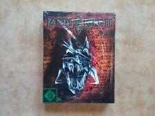 Lands of Lore 3 III PC win 95/98 primera edición alemán nuevo USK 12 #