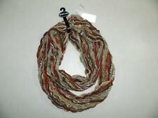 Collection Eighteen Women's Copper Canyon Infinity Loop Scarf One Size NWT SC108