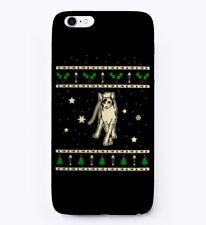 Christmas Cornish Rex Gift Phone Case iPhone