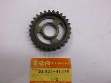 Vintage Suzuki RM100 77-81/RM125 76-80 NOS 2nd Driven Gear NT:28 PN 24321-41310
