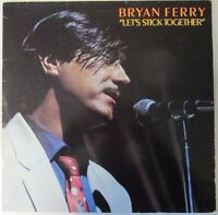 Bryan Ferry-Let's Stick Together-EG-EGLP 24-Vinyl-Lp-Record-Album-1980s